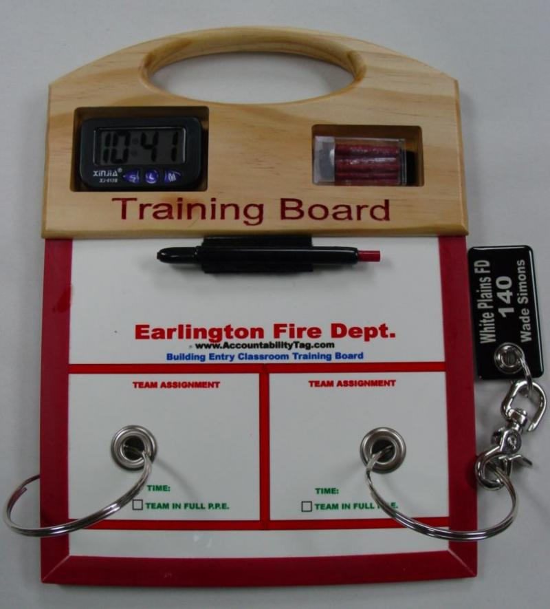 Kentucky Building Door Entry Board Training board